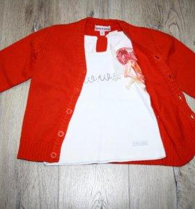 Кофта и футболка