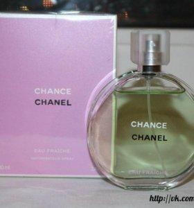 """Chanel """"Chance Eau Fraiche"""" 100ml"""