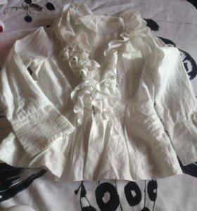 Рубашка кружевная