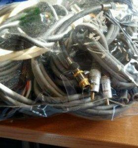 Провод кабель переходник аудио