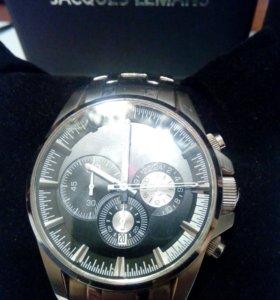 Часы кварцевые оригинал Австрия Jacques Lemans