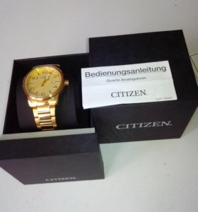 Часы CITIZEN