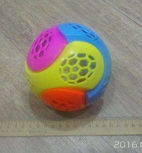 Новые самопрыгающиеся шары.