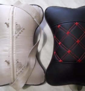 Подушки на подголовники