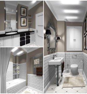Дизайн и декорирование интерьера