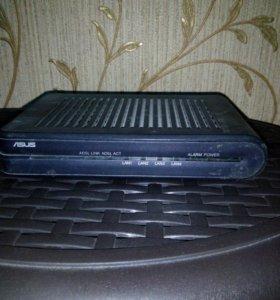 Модем ASUS ADSL