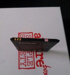 Оригинальная батарея для телефона Explay X-tremer