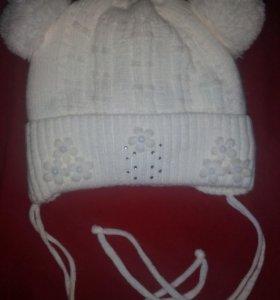 Детская шапочка- зима.