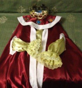 Новогодний костюм, ЦАРЬ !!