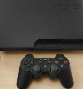 Игровая приставка Sony Plastation 3