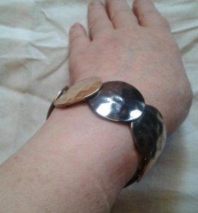 Браслет в комплекте с ожерельем