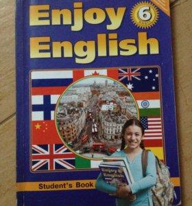 Английский Биболетова 6 кл