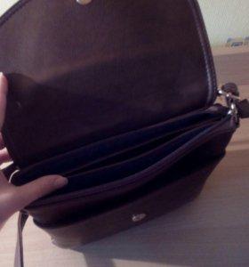 сумка с длинным ремешком