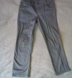 Легкие джинсы хлопок