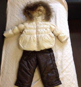 Зимний костюм р 92