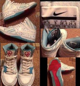 Обувь Nike reebok adidas