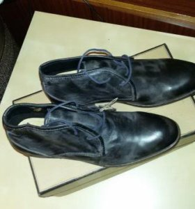 Мужские туфли Hudson shoes
