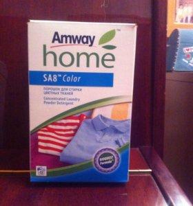 Порошок для цветных тканей Amway