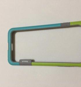 Противоударный чехол бампер на айфон 6 Plus