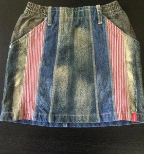 Джинсовая юбка Sanetta 104