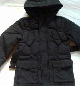 Куртка на мальчика 5лет.