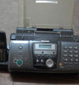 Телефон и факс