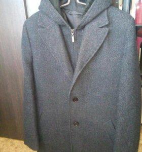 Мужское пальто (осень-зима)