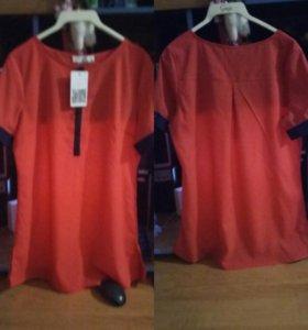 Блузка новая,размер-48