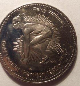 Коллекционный жетон Канада.