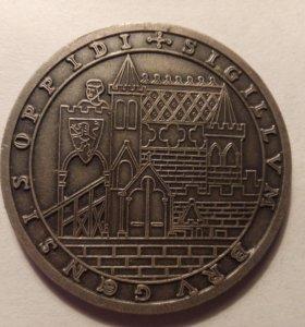 Коллекционный жетон Бельгия