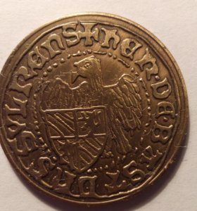 Коллекционный жетон Голландия