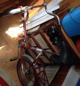 Велосипед  ,, Десна''