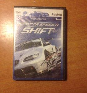 "Игра для пк ""need for speed SHIFT"""