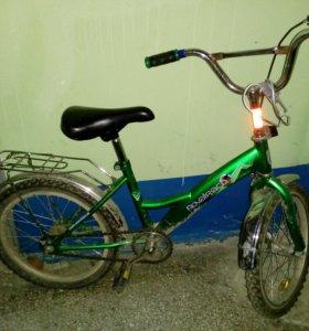 Велосипед интересен обмен на телефон или планшет