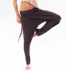Брюки для йоги.