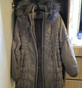 Зимняя курточка для будущих мам
