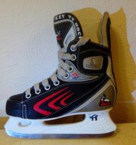 Коньки хоккейные Torpedo 3 размер 35