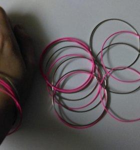 браслеты металлические