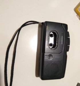 Диктофон Casio tp-35