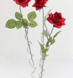 Подставка под 3 цветка