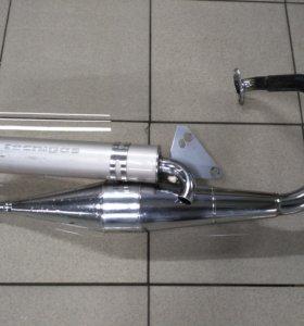Глушитель Tecnigas next r для Honda AF18/27