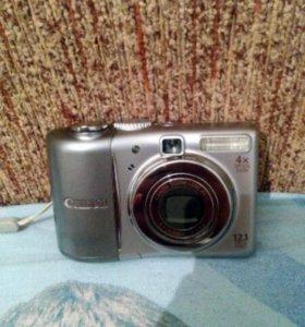 Фотоаппарат Canon РС1354