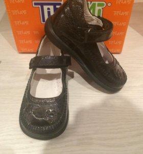 Новые туфли minimen 21