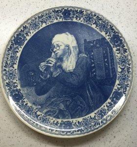 Голанская тарелка