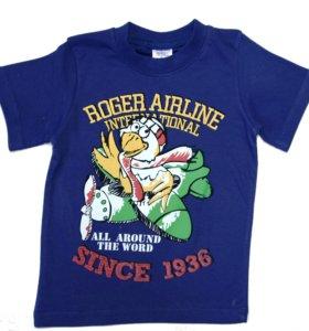 Детские футболки от 1до 5лет