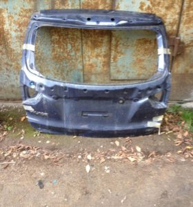 Крышка багажника на хундай IX 35