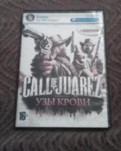 Call of Juarez: Узы крови.