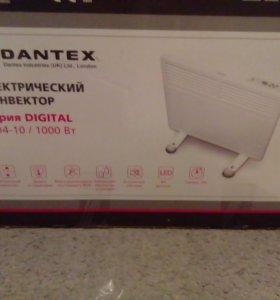Электрический конвектор/ обогреватель dantex 1000w