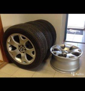 Колёса BMW X5 e53