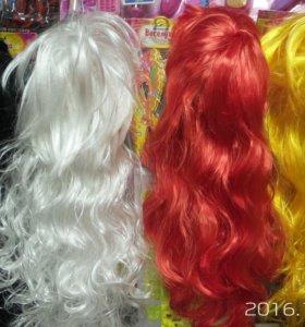 Новые парики